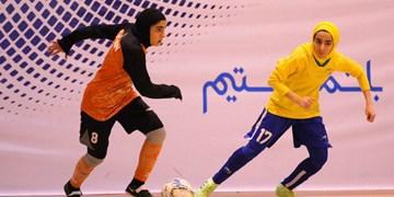 لیگ برتر فوتسال بانوان| اعلام برنامه دور برگشت/آغاز مسابقات از سوم مرداد