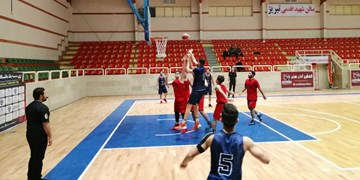 روزهای پرهیجان لیگ بسکتبال آذربایجانشرقی