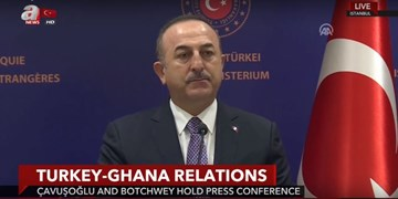 وزیر خارجه ترکیه: به دنبال آتشبس در لیبی هستیم