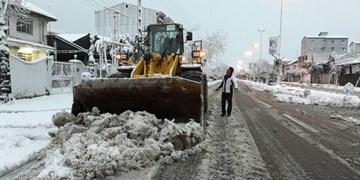 اقدامات شهرداری جهت پیشگیری از غافلگیری در روزهای برفی