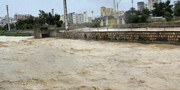 دو محور در جنوب کرمان بهعلت طغیان رودخانهها مسدود است