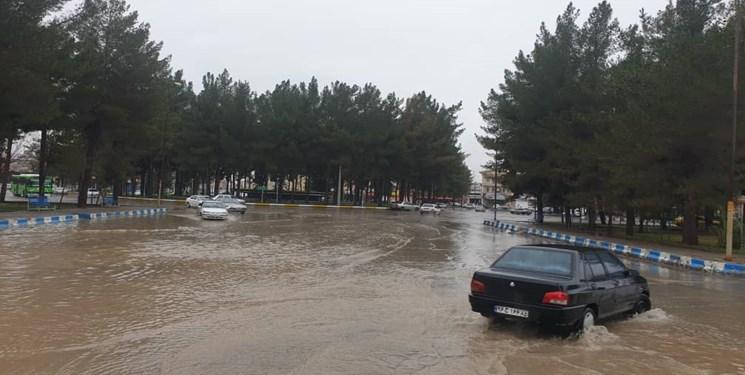 هشدار باران شدید و آبگرفتگی معابر در 7 استان/ ضرورت آمادهباش دستگاههای متولی