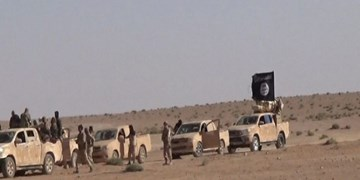 الحشد الشعبی عراق حمله عناصر داعش به دیالی را دفع کرد