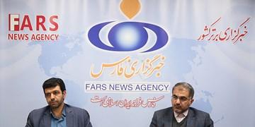 نشست مدیرگروه تعاون علامه و نماینده نائین در فارس