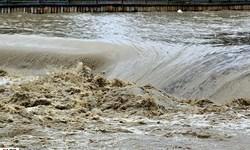 کنترل 5 میلیون مترمکعبی سیلاب در سازههای آبخیزداری مراغه