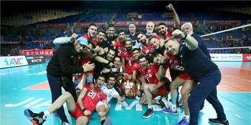 اعلام جدیدترین رنکینگ فدراسیون جهانی والیبال/ ایران بهترین تیم آسیا