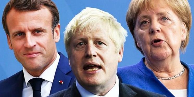تروئیکای اروپا: کلید زدن ساز و کار حل اختلاف در برجام از روی حسن نیت بود