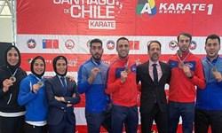 رنکینگ فدراسیون جهانی کاراته  علیپور به یک قدمی کسب سهمیه المپیک رسید
