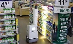 فروشگاه رباتیک را ببینید+فیلم و تصاویر
