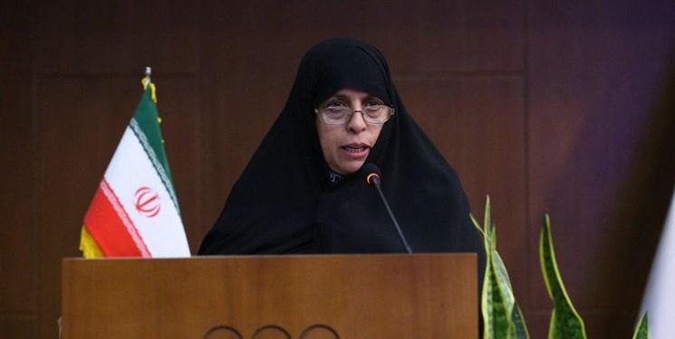 فرهادی زاد: بانوان ورزشکار ایرانی در الگوسازی حجاب و عفاف در جهان موفق بودند
