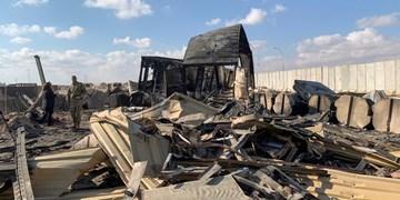 روزنامه صهیونیستی: پس از حمله به عینالاسد، ارتباط آمریکاییها با پهپادهایشان قطع شد