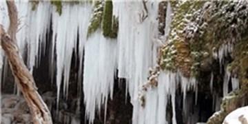آذربایجان قندیل بست/ بستانآباد 21 درجه زیر صفر رفت