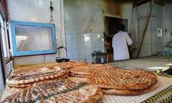کاهش  ۵۰ گرمی وزن چونه نان بربری در گلستان/ اعلام قیمت نان روغنی نانواییهای دولتی و آزادپز