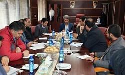 برگزاری جلسه کارگروه هنری ستاد گرامیداشت دهه فجر در زنجان