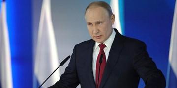 تبریک «تاکایف» به رئیس جمهور روسیه برای برگزاری همهپرسی تغییر قانون اساسی