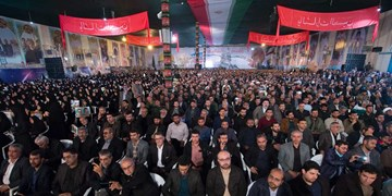 تصاویر/ کنگره شهدای بوشهر با حضور فرمانده کل سپاه