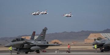 مصر یک پایگاه دریایی - هوایی نزدیک دریای سرخ تاسیس کرد