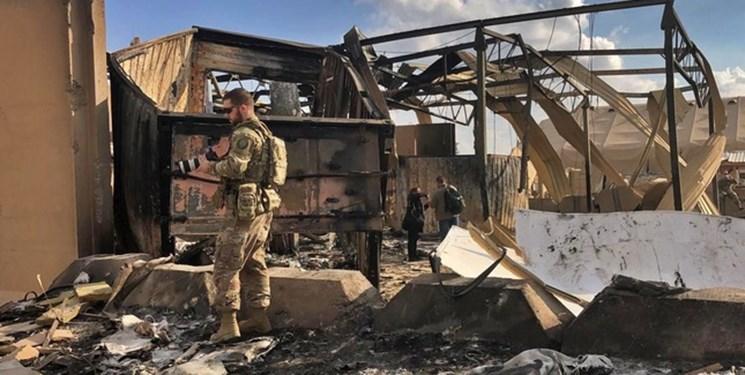مقام ارتش آمریکا: جراحتهای نظامیان ما در حمله موشکی ایران رو به افزایش است