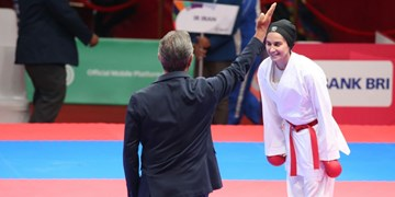 علیپور: در جمع ۵ نفر برتر رنکینگ المپیکی هستم/ روزی ۲ نوبت تمرین میکنم
