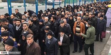 نماز جمعه باشکوه تهران در کمال امنیت و آرامش برگزار شد