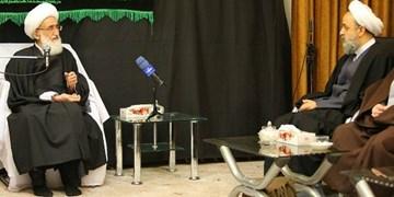 دیدار دبیرکل مجمع تقریب مذاهب اسلامی با علما و مراجع در شهر قم