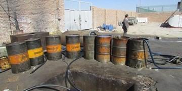 انهدام باند بزرگ قاچاق سوخت در شرق کشور