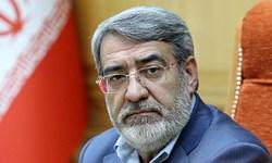 رحمانی فضلی: دوازدهم فروردین امسال نماد همدلی ملت ایران در مبارزه با ویروس کرونا است