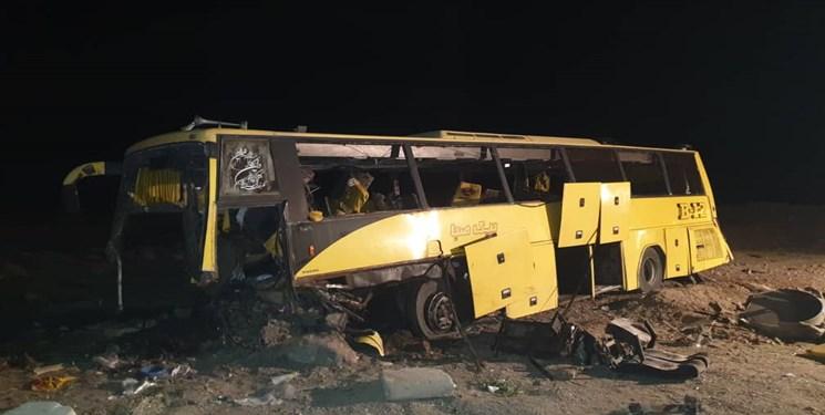 ارائه راهکارهای برای کاهش تصادف اتوبوسها/جایگزینی مینیبوسهای بالای سال ۹۵ در محور کندوان و هراز