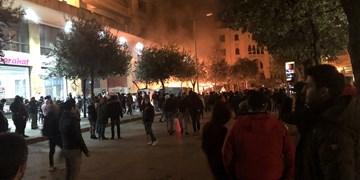 نماینده سازمان ملل: انگیزه خشونت برخی معترضان لبنان، سیاسی است