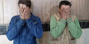 دستگیری سارقان با 40 فقره سرقت در مرند