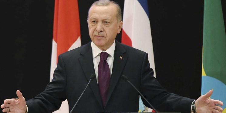 اردوغان، دوباره سوریه را تهدید کرد