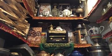 کوچکترین قهوه خانه جهان در قلب تهران+ فیلم