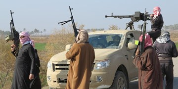 ۱۲ تروریست داعشی در عراق کشته شدند