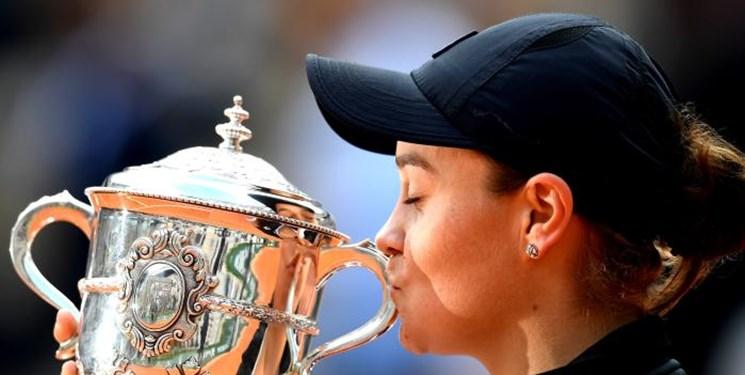رنکینگ تنیس زنان جهان| بارتی همچنان در جایگاه نخست