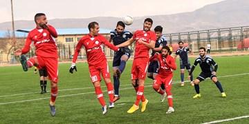 برد قاطع تیم فوتبال اترک بجنورد برابر شهرداری فومن
