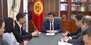 اختصاص 400 هزار دلار برای تولید مجموعههای تلویزیونی در قرقیزستان