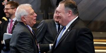 دو مقام آمریکا و اتحادیه اروپا درباره «مقابله با ایران» رایزنی کردند