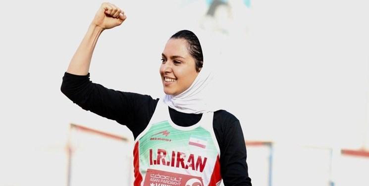 بانوی دونده ایرانی در رده پنجاهم دوی 60 متر دنیا
