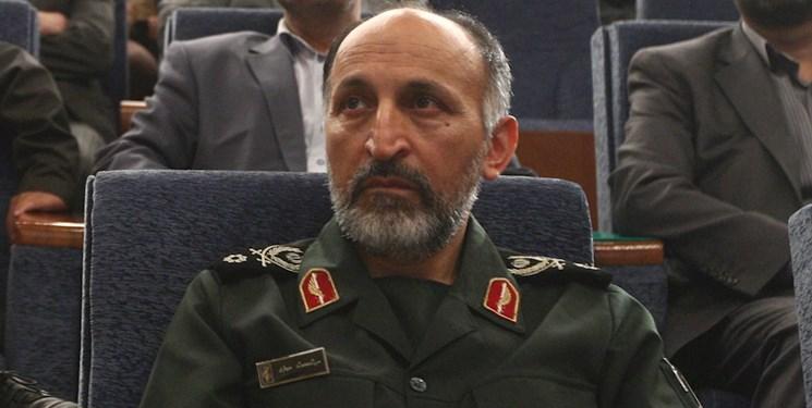 سردار حجازی: اگر آمریکا امنتر شده چرا پیام میدهد و خواهش میکند که به او فرصت دهیم؟