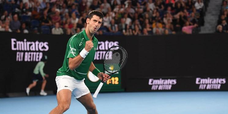 تنیس آزاد استرالیا  پایان کار نوجوان 15 ساله در دور چهارم/ جوکوویچ به یکچهارم رسید