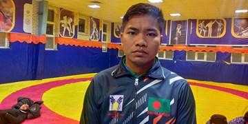 مسابقات پهلوانی قهرمانی جهان | ورزشکار بنگلادش: بازهم به ایران میآیم/ امنیت عالی است