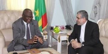 دیدار سفیر ایران با وزیر آموزش عالی و فناوری موریتانی