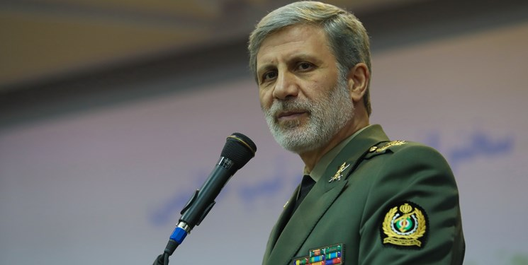 واکنش وزیر دفاع به شهادت فخریزاده | صهیونیستها و آمریکا همواره از ترور علیه ملت ایران استفاده کردهاند
