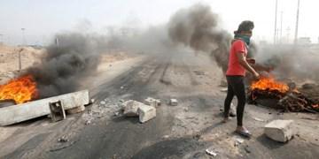 ادامه پروژه خرابکاری در اعتراضات عراق؛ کار یک میدان نفتی متوقف شد