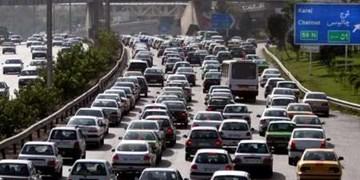 محدودیتهای ترافیکی عید فطر در محورهای مازندران/ ترافیک در هراز سنگین شد