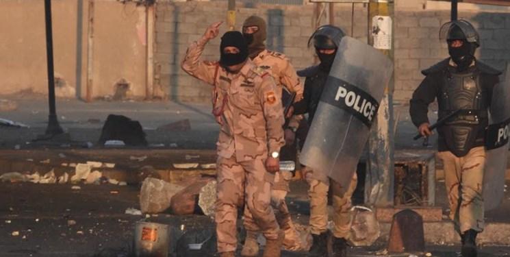 ارتش عراق از مجروح شدن سربازانش به ضرب گلوله افراد ناشناس در بغداد خبر داد
