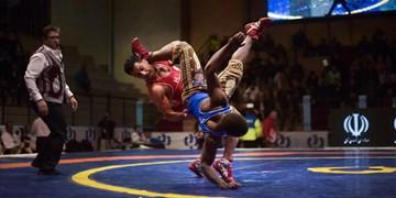 مسابقات قهرمانی پهلوانی جهان   ایران با ۱۴۶ امتیاز قهرمان شد
