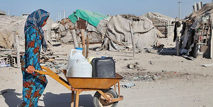 سیل به کپرهای مردم فقیر «تومان احمد» رحم نکرد/ ویرانی قناتهای «گافر» در جریان سیل اخیر