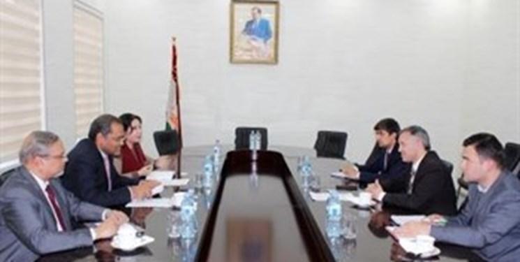 بررسی روابط تجاری و اقتصادی تاجیکستان و هند در «دوشنبه»