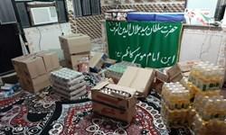 فیلم| کمکهای مردم گیلان به سیلزدگان سیستان